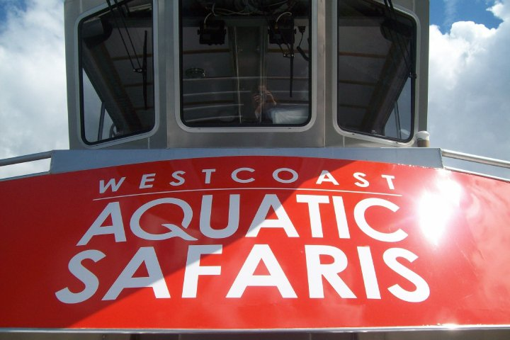 West Coast Aquatic Safaris